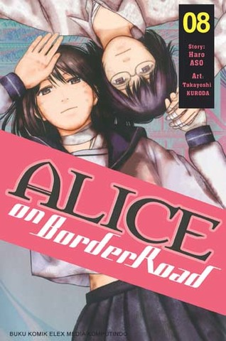 Alice On Border Road 8 (END)