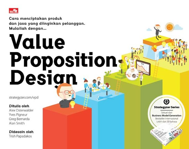 VALUE PROPOSITION DESIGN (sekuel Business Model Generation)