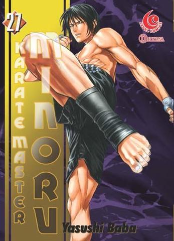 LC: Karate Master Minoru 27
