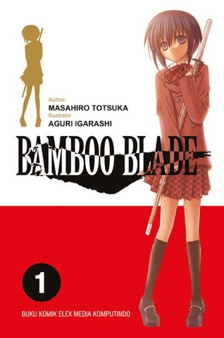 Bamboo Blade 01