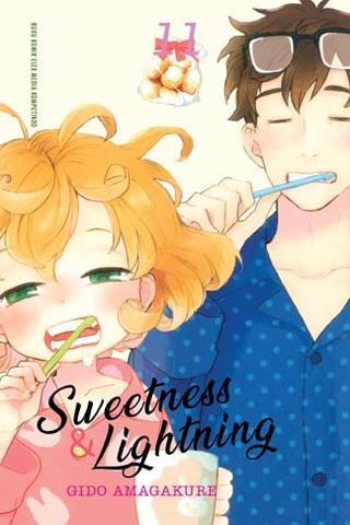 Sweetness And Lightning 11 Gido Amagakure