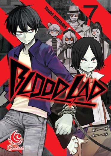 LC: BLOOD LAD 7 Yuuki Kodama