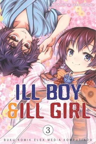 Ill Boy & Ill Girl 03 Akatsuki Akira