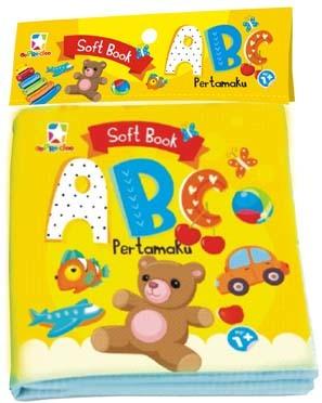 Opredo Soft Book ABC Pertamaku