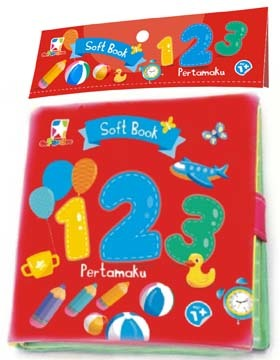Opredo Soft Book 123 Pertamaku