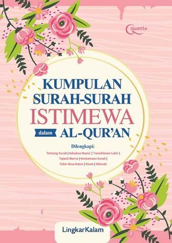 Kumpulan Surah-Surah Istimewa dalam Al-Qur`an Lingkar Kalam