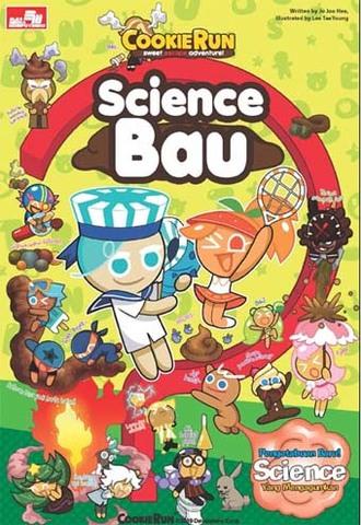 Cookie Run Sweet Escape Adventure! - Science Bau