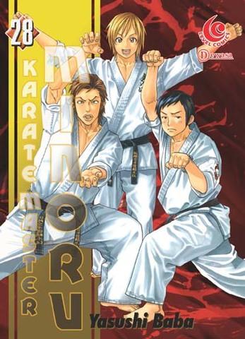 LC: Karate Master Minoru 28