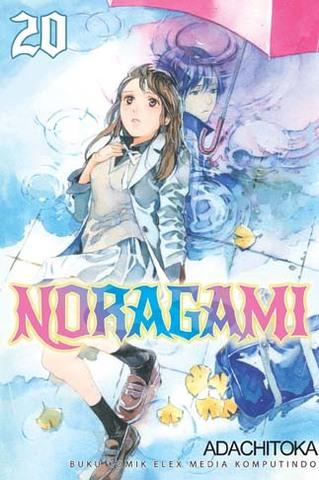 Noragami 20 Adachitoka