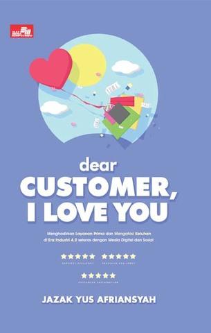 dear Customer, I Love You