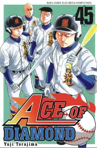Ace of Diamond 45