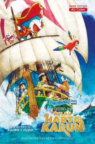 Doraemon Movie: Nobita dan Pulau Harta Karun