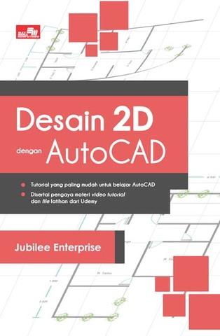 Desain 2D dengan AutoCAD