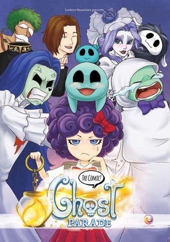 Ghost Parade - The Comics!