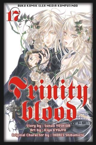 Trinity Blood 17 Kiyo Kyujyo, Sunao Yoshida