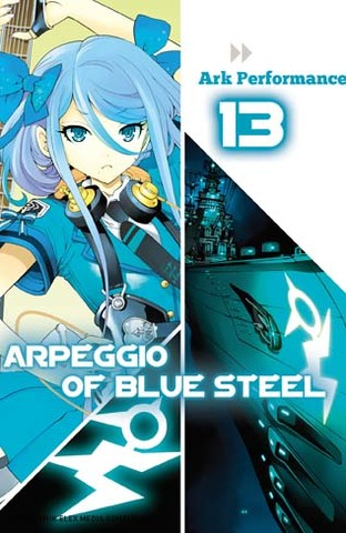 Arpeggio of Blue Steel 13