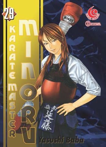 LC: Karate Master Minoru 29