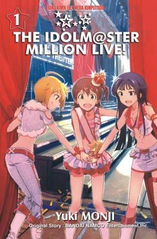The Idolmaster Million Live Komik