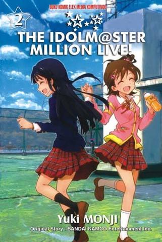 The Idol M@ster Million Live 02