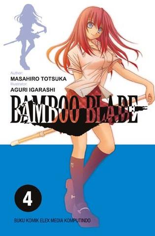 Bamboo Blade 04