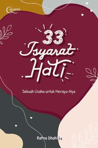 33 Isyarat Hati