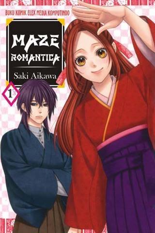 Maze Romantica 01