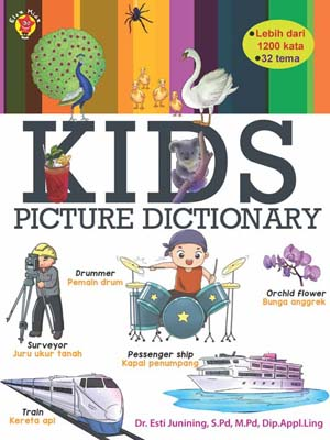 Kids Picture Dictionary