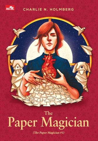 The Paper Magician (The Paper Magician #1)