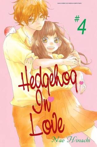 A Hedgehog in Love  04 Nao Hinachi