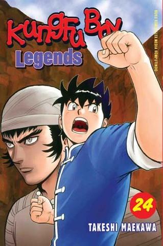 Kungfu Boy Legends 24