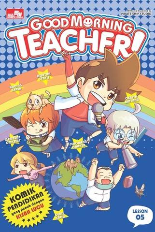 Good Morning Teacher! LESSON 05