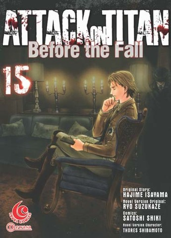 LC: Attack on Titan Before The Fall 15