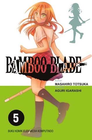 Bamboo Blade 05