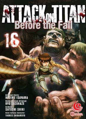 LC: Attack on Titan Before The Fall 16