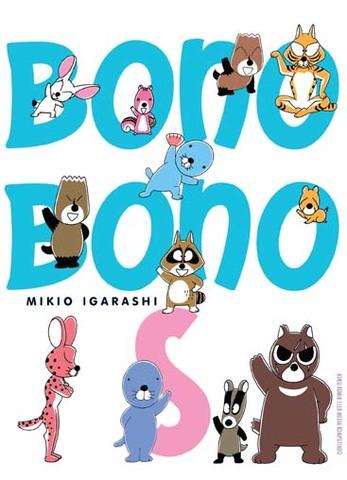 Bonobonos 01 Mikio Igarashi
