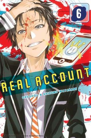 Real Account 06 Okushou, Shizumu Watanabe