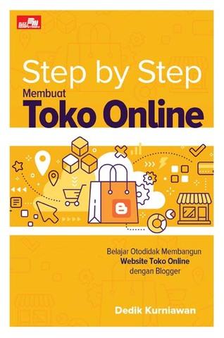 Step by Step Membuat Toko Online