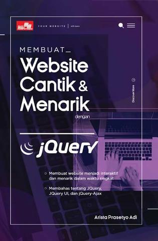 Membuat Website Cantik dan Menarik dengan JQuery