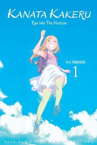 Kanata Kakeru - Run into The Horizon - 01 Shin Takahashi