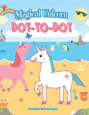 Magical Unicorn: Dot to Dot