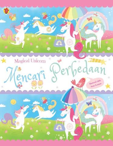Magical Unicorn: Mencari Perbedaan