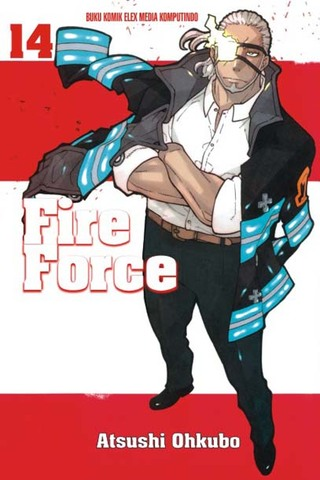 Fire Force14