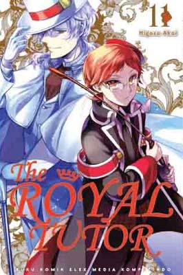 The Royal Tutor 11