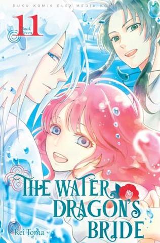 The Water Dragon`s Bride 11