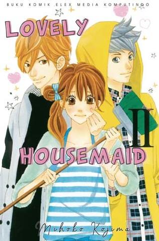 Lovely Housemaid 02