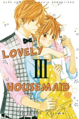 Lovely Housemaid 03