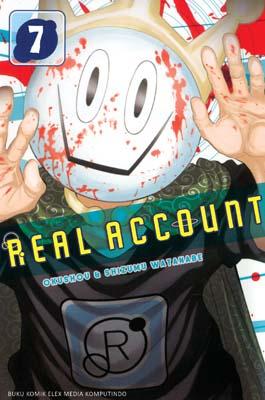 Real Account 07 Okushou, Shizumu Watanabe