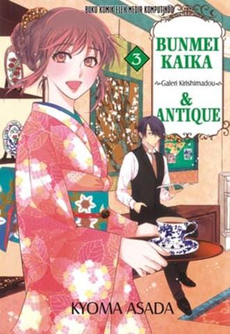 Bunmei Kaika & Antique 03 Kyoma Asada