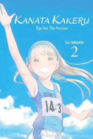 Kanata Kakeru - Run into The Horizon - 02