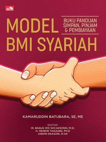 Buku Panduan Simpan, Pinjam & Pembiayaan Model BMI Syariah
